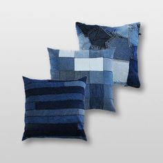 The Home Elements Purani Jeans Combo of 3 Cushion Covers - Add oodles of style to your home with an exciting range of designer furniture, furnishings, decor items and kitchenware. We promise to deliver best quality products at best prices.