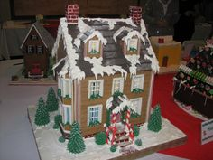 gingerbread house contest winning houses | Gingerbread House Contest Winners Announced in St. Michaels