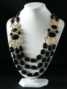 collar de ágata onix