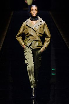 Balmain by Oliver Rousteing RF14 París PFW 2014