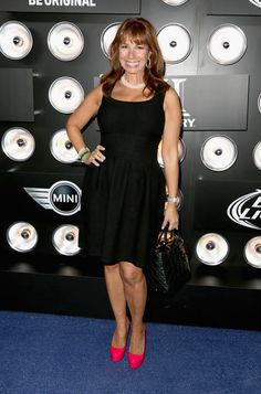 jill zarin | Jill Zarin Actress Jill Zarin attends The Playboy Party at The Bud ...