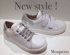 #fashion #sneaker #white #silver #clic #mosquettoschoenen #izegem