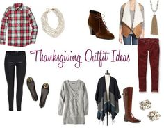 For this #ThanksgivingParty, try a #CasualOutfit that commemorates the #pilgrims. What do you think of our suggestions?