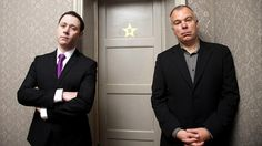 An anthology of darkly comic twisted tales by Steve Pemberton and Reece…