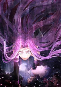 Medusa Art, Medusa Gorgon, Dark Souls Art, Fate Characters, Fate Stay Night Anime, Fate Servants, Matou, Soul Art, How To Make Comics