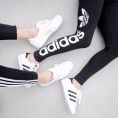 pants white black adidas soft ghetto