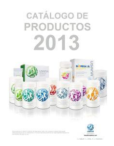 Catálogo de Productos USANA MEXICO 2013 by USANA Mexico via slideshare