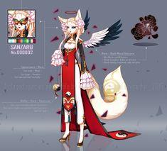 [CLOSED] Sanzaru No.2 by ZenithOmocha.deviantart.com on @DeviantArt