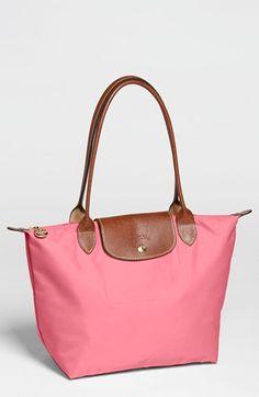 pretty pink tote