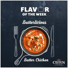 Flavor of the week Butterlicious #ButterChicken Hotel Crown Palace #Restaurant #Cafe #Party #FoodLovers #FamilyTime #TastyFood #Indore #Delicious #Dining - facebook.com/rlwonderland