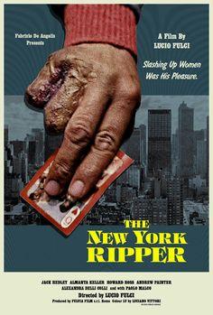 The New York Ripper Lucio Fulci Giallo Horror Movie
