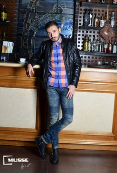Christmas outfit >> www. Christmas Time, Punk, Mens Fashion, Outfits, Style, Moda Masculina, Swag, Man Fashion, Suits