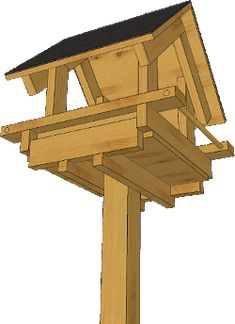 Most up-to-date Free of Charge outdoor Bird House Popular : You will find endless kinds of birdhouses in the marketplace currently, yet quite people are not looked into in additio Diy Wooden Projects, Wooden Diy, Wooden Pallet Furniture, Outdoor Furniture, Woodworking Plans, Woodworking Projects, Wooden Bird Feeders, Bird Tables, Pinterest Projects