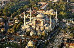 Fullonwedding-international Honeymoon destination-Turkey Honeymooners wonderland-Aya Sofya