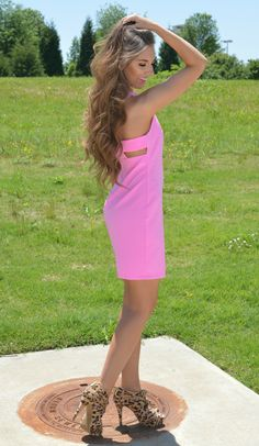 Bubblegum Bliss Dress