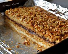 Ciasto Snickers - Justyna Dragan Baking Tips, Banana Bread, Sweet, Cakes, Food, Kitchens, Candy, Cake Makers, Kuchen