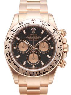 Rolex Cosmograph Daytona 116505 Rosegold Schwarz