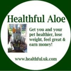 Healthful Aloe Introducing our new distributor status for great digestive health & nutrition, with a great range of gels, topical & beauty products for you and your pets. Join us on Facebook at www.facebook.com/HealthfulAloe