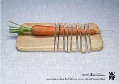 Reklama noży