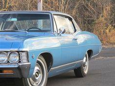 1967 Chevrolet Impala 2 HT Caprice