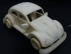 A Toys Volkswagen bettle