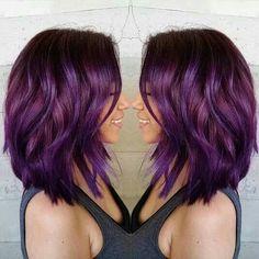 Violently violet