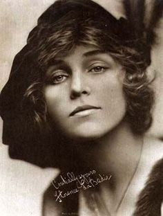 Florence La Badie (April 27, 1888 – October 13, 1917) was an American actress in the early days of the silent film era. Though little known today, she was a major star between 1911 and 1917. Her career was at its height when she died at age 29 from injuries sustained in an automobile accident.