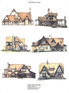 Six Color Elevations by ~Built4ever on deviantART
