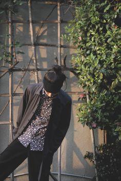 [Street Style] GAP Styld.by | Shohei Yamashita Japan Fashion, Men's Fashion, Man Japan, Japan Style, Gap, Street Style, Clothes, Moda Masculina, Outfits