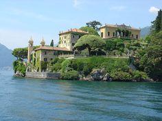 Balbianello Villa in Lenno