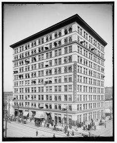 Frank Nelson Building, c.1903, Birmingham, Alabama by Cougar_6, via Flickr