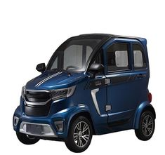 Voltage: 60V Power: 1500W Seat No.: 3 Type: BEV Certification: EEC Body Type: Closed Vw Electric Car, Electric 4 Wheeler, Small Electric Cars, Hydraulic Steering, Aluminum Wheels, Car Manufacturers, Mini, Houses, Cabin