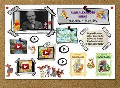 Alan Alexander Milne (18.01.1882-31.01.1956)
