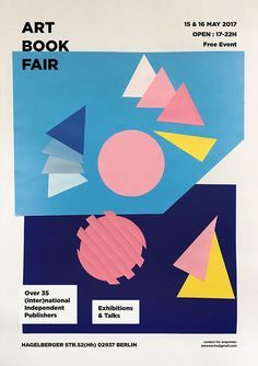Art Book Fair Poster 01