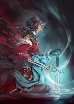 — Bran by auroreblackcat