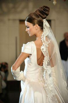 f56621b33c Las 29 mejores imágenes de Vestidos de novia otros diseñadores ...