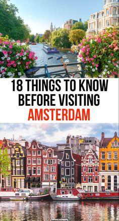 Holland Europe, Amsterdam Holland, Visit Amsterdam, Amsterdam Travel, Travel Articles, Travel Advice, Travel Ideas, Travel Inspiration, Europe Travel Guide