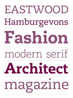 Sabel - Typeface by Jan-Christian Bruun
