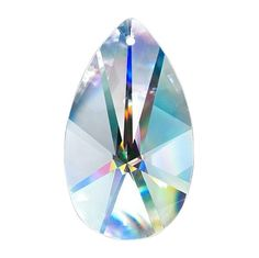 50mm clear asfour european cut teardrop 873 chandelier prism 30 lead crystal