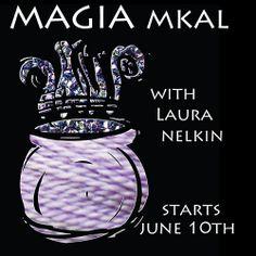 Magic Mystery Shawl KAL