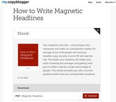 magnetic headlines