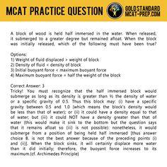 PRACTICE MCAT