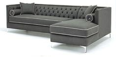 Buildasofa.com lets you custom create a sofa with prices lower than many retail stores.