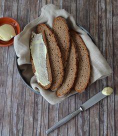 Ruislimppu | Ossin Pulla Oy Bread, Food, Eten, Bakeries, Meals, Breads, Diet