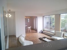 Spacious three-bedroom apartment in Neuilly sur Seine