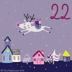 Christmas countdown Day 22 #advent #Christmas © Gina Maldonado 2014
