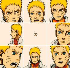 Naruto Hokage :3