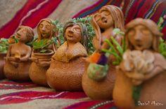 Macetas escultoricas Raices de Kecheu