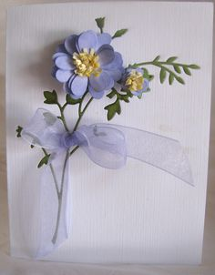 The only quilling is the flower centers but it is paper art.