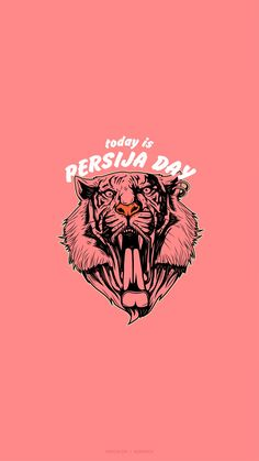 "Persija Day ""Tiger"""